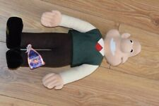 """Wallace And Gromit - Wallace Plush Toy - 21"""" - BNWT"""