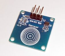 Touch sensor Berührungs - Schalter / Sensor Arduino ... DIY