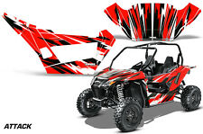 AMR Racing Arctic Cat Wildcat Sport XT 700 Graphic Kit Decal Sticker Wrap ATTK R