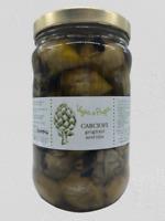 Carciofi Grigliati In Olio Extravergine D'oliva Voglia Di Puglia
