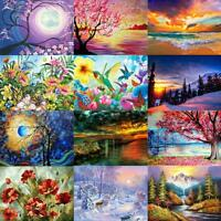 5D DIY Full Drill Diamond Painting Cross Stitch Embroidery Mosaic Craft Kit