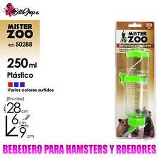 BEBEDEROS PARA HAMSTERS BEBEDEROS DE HAMSTERS BEBEDERO HAMSTER ROEDORES ROEDOR