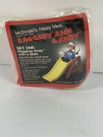 Vintage 1989 Sealed McDonald's Happy Meal Toy Raggedy Ann And Andy