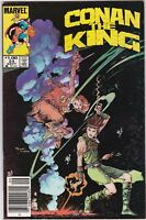 MARVEL COMICS  CONAN THE KING #24 #60338 BR1D10