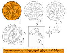 KIA OEM 2017 Sportage-Wheel-Alloy Aluminum 52910D9210