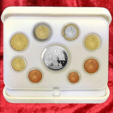 VATICAN VATICAN EURO COINS CURRENCY COIN SET KMS COINS COINSET 2017 PF PROOF