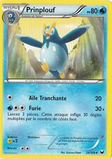 Prinplouf -N&B:Explorateurs Obscurs-28/108-Carte Pokemon Neuve France