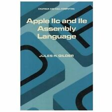 Apple IIc and IIe Assembly Language (Tertiary Level Biology)-ExLibrary