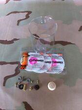 Petromax Verschleißteilset  und Glas klar  für die hK 150