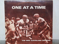 "CLEVELAND BROWNS -1965 SEASON- ""ONE AT A TIME"" Play-By-Play HiLights (Jim Brown)"