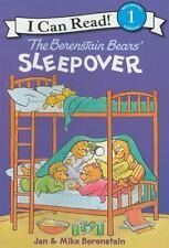 The Berenstain Bears' Sleepover Vol. 3 by Jan & Mike Berenstain ~ Paperback Book