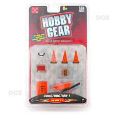 "8PC ""Hobby Gear"" Construction Series 1:24 Scale"