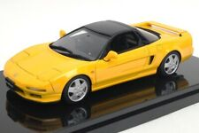 17B18-08 onemodel 1:43 Honda NSX-NA1 Spa Yellow Pearl