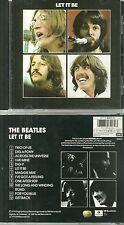 CD - THE BEATLES ( JOHN LENNON ) : LET IT BE ( COMME NEUF - LIKE NEW )