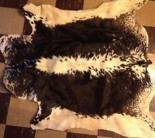 NEW COWHIDE RUGS Area Rugs  Cow Skin Hide COWHIDE /CALF-B