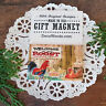 Welcome to our Roost * Cute Gift * Magnet * USA * DecoWords * Chicken design