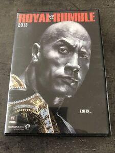 WWE - Royal Rumble 2013 | DVD | état très bon