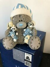 EXTREMELY RARE 'TATTY WITH BLUE NOSE FRIENDS' LARGE & HEAVY ME TO YOU FIGURINE