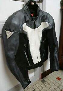 Dainese Leather  jacket (size Dainese 50 - Italian)