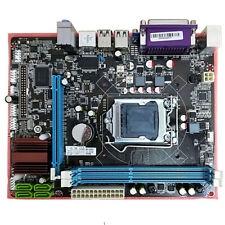 NEW For Inter H61 Socket LGA 1155 DDR3 16GB Mainboard PC Computer Motherboard