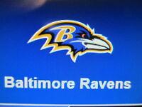 50 Baltimore Ravens Cards  (Lot)