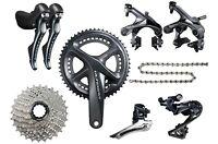 Shimano Ultegra R8000 2x11 Road Bike Groupset 50-34 172.5mm 11-34T BB68 11 speed