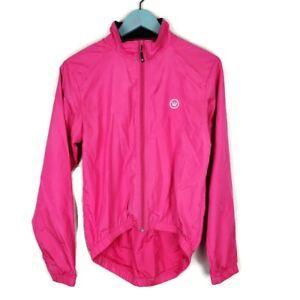 CANARI Full Zip Windbreaker Cycling Jacket Size Small