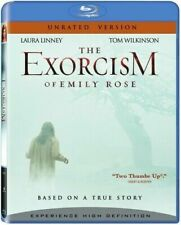 Exorcism of Emily Rose 0043396215214 With Tom Wilkinson Blu-ray Region a