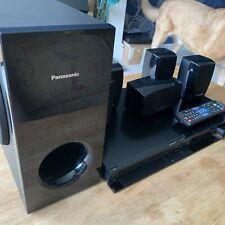 Panasonic SA-BTT270 3D Blu-Ray Disc Home Theatre Sound System 1000W