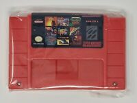 100 In 1 Super Game Cartridge 16-Bit Multicart NTSC SNES For Super Nintendo *NEW