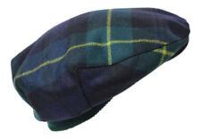 Winter Flat Cap 100% Wool Hats for Men