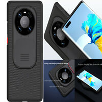 Anti-fall Phone Protective Case Slim Shell Back Cover for Huawei Mate 40 Pro