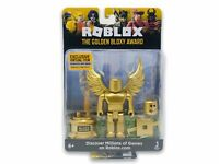 Roblox Gold Collection The Golden Bloxy Award Exclusive Virtual Item Code DLC