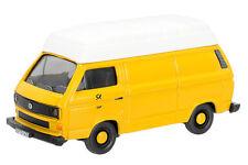 VOLKSWAGEN VW T 3 TRANSPORTER DBP  1:87 SCHUCO 26147