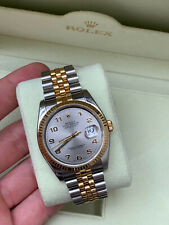 Rolex Datejust 116233 2005 18k Yellow Gold & Stainless Steel Full Set 36mm