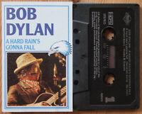 BOB DYLAN - A HARD RAIN'S GONNA FALL (PLATINUM PMC64) SEMI OFFICIAL CASSETTE
