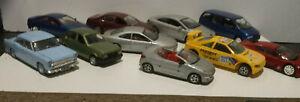 1/43  lot 10 voitures miniatures PEUGEOT  ET SIMCA