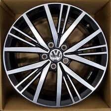 A single 17x8 Inch ET41 GENUINE OEM VW Alloy 1K8601025AK Scirocco CC passat