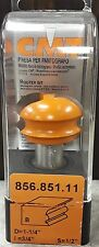 CMT 856.851.11 Multi Profile Molding Router Bit Brand New furniture and cabinet
