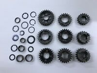 INGRANAGGI CAMBIO HONDA CR 250 CRF 450 R TRANSMISSION GEAR 85 86 88 90 91 2007