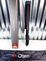 Oben ACM-2400 4-Section Aluminum Monopod NEW