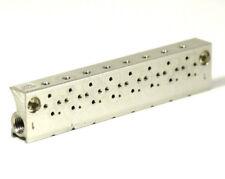 FESTO 197210 Batterieblock MHA1-P8-2-M3 Ventilinsel