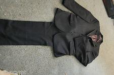 Pronto Uomo Platinum suit 38Reg 31W x 33 pants