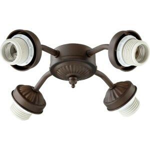 Quorum 4 Light, Light Kit, Oiled Bronze - 2444-8086