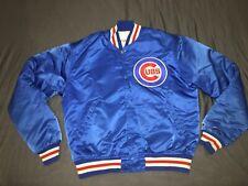 Chicago Cubs Starter Jacke - Starter Jacket - Jordan Raiders Bulls Baseball MLB