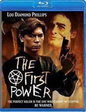 The First Power Blu-ray (2014 - Kino Lorber) ~ Lou Diamond Phillips