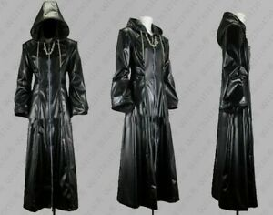 Kingdom Hearts Organization XIII Coat Cosplay Costume
