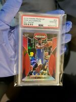 2019-20 Panini Prizm DP RED PRIZM #64 Zion Williamson Rookie Card 💎🔥 Psa10!!!