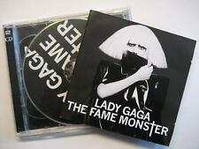 "LADY GAGA ""THE FAME MONSTER"" - 2 CD - 2 BONUSTRACKS"