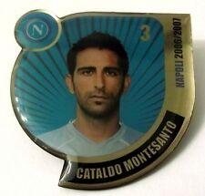 Pin Spilla Calcio Napoli 2006/2007 - Cataldo Montesanto